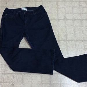 Cleo boot cut dark washed jeans